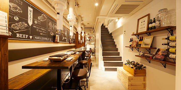 記念日におすすめのレストラン・マルウシミート新橋店の写真1
