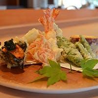 「天ぷらは油の中で調理する」唯一無二の御料理