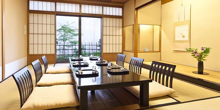 記念日におすすめのレストラン・博多 い津みの写真1
