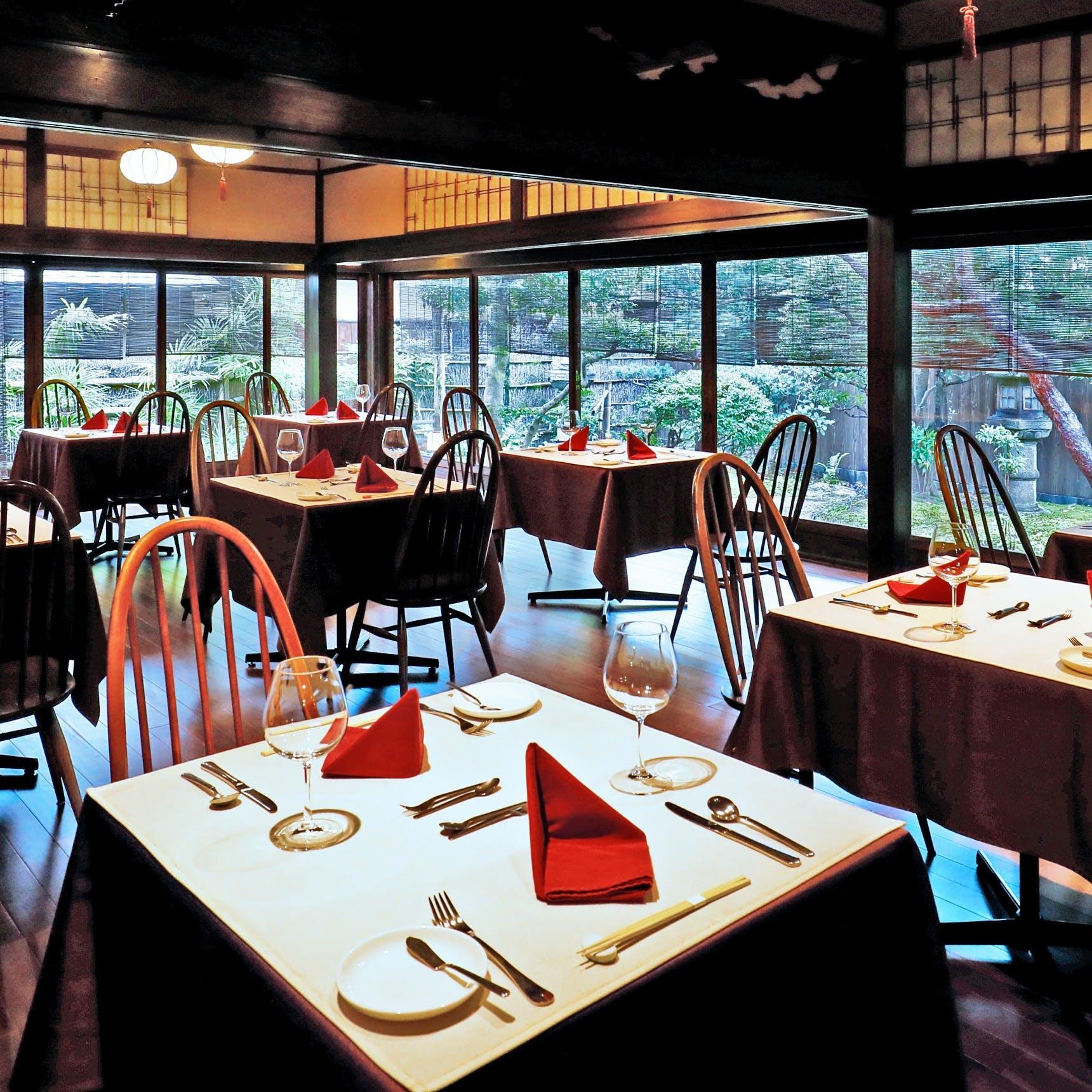 京都の和を象徴する優雅で上質な空間