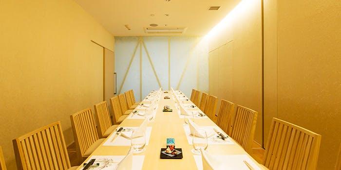 記念日におすすめのレストラン・博多 竹彩の写真1