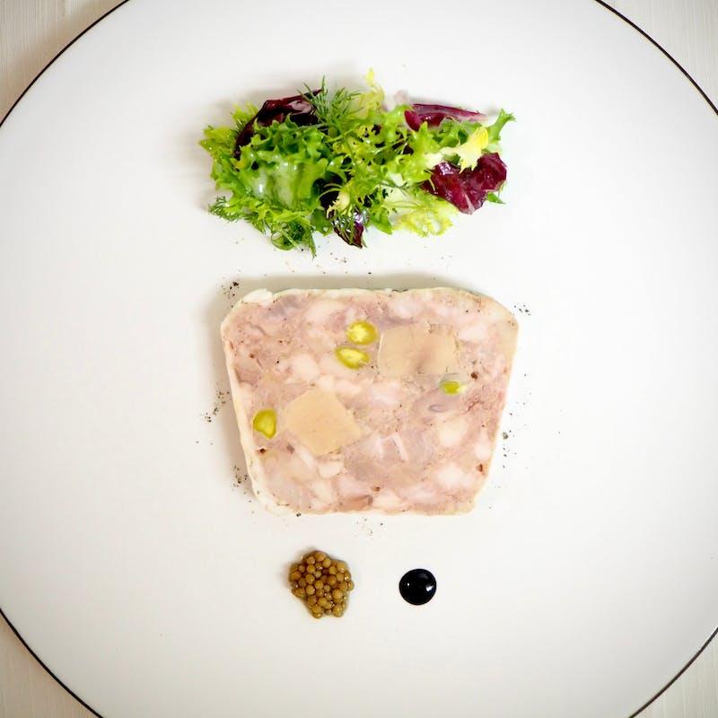 【ランチ限定ショートコース】アミューズ、お肉のメイン、デザートなど全5品+選べる1ドリンク