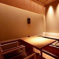 洗練された空間、完全個室や貸切も