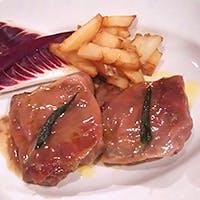 シチリア料理を中心としたイタリア料理