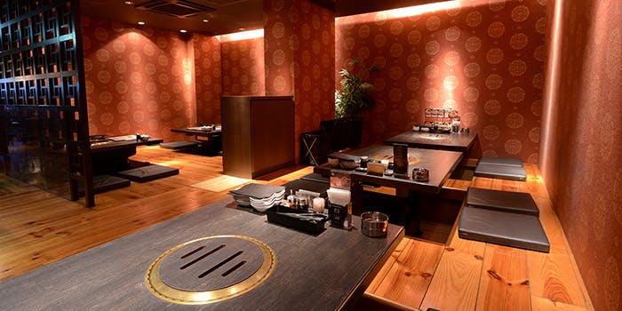 記念日におすすめのレストラン・土古里 上野バンブーガーデン店の写真1