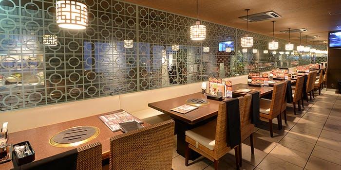 記念日におすすめのレストラン・土古里 上野バンブーガーデン店の写真2
