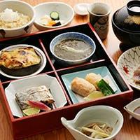 正統派日本料理の数々