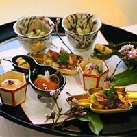 信州の食材を京料理の技法で