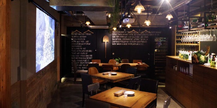 記念日におすすめのレストラン・WE ARE THE FARM 目黒の写真1
