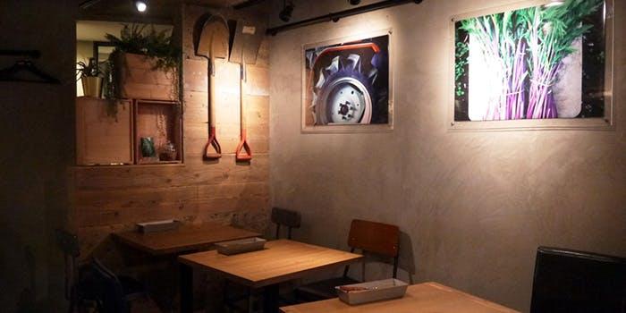 記念日におすすめのレストラン・WE ARE THE FARM 目黒の写真2
