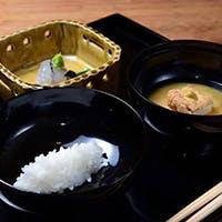 季節の食材をシンプルに使った上質な日本料理