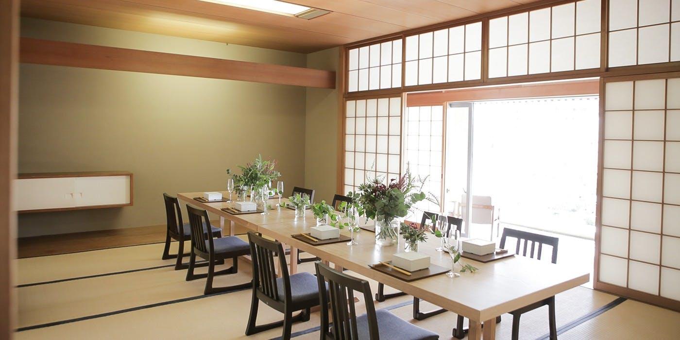 記念日におすすめのレストラン・THE SORAKUEN レストラン 相楽の写真2