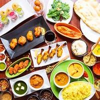 正真正銘のインド料理