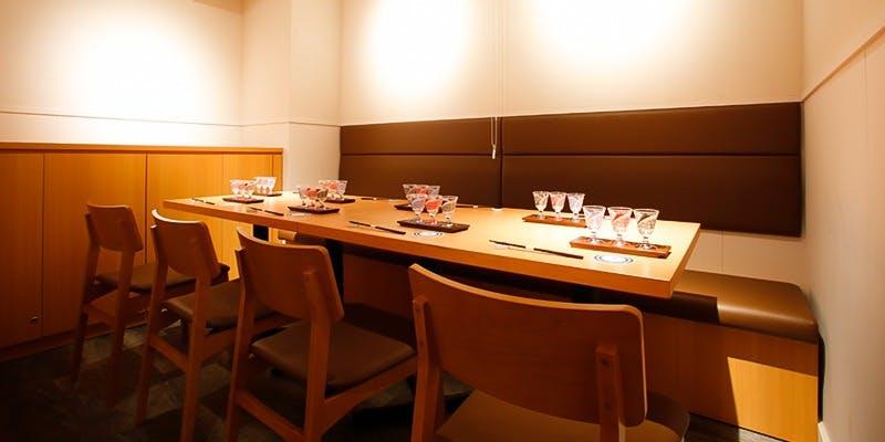 記念日におすすめのレストラン・和食日和 おさけと 日本橋室町の写真1