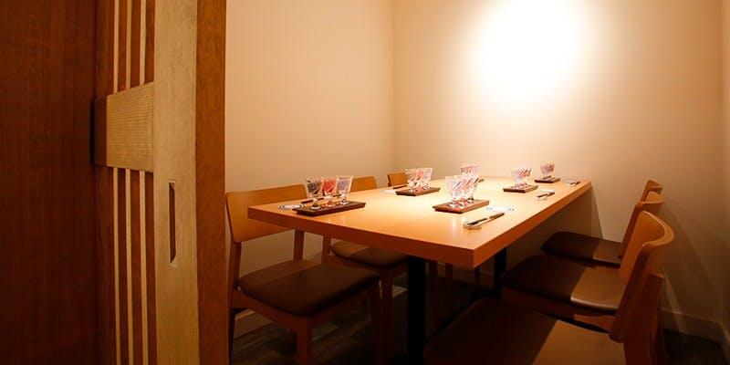 記念日におすすめのレストラン・和食日和 おさけと 日本橋室町の写真2