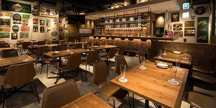 記念日におすすめのレストラン・クラフトビールタップ ヨドバシAkiba店の写真2