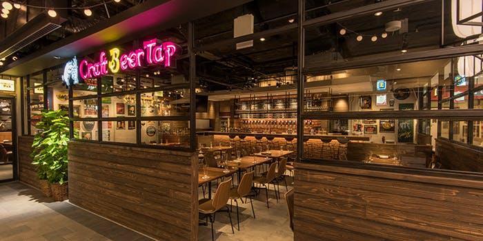 記念日におすすめのレストラン・クラフトビールタップ ヨドバシAkiba店の写真1