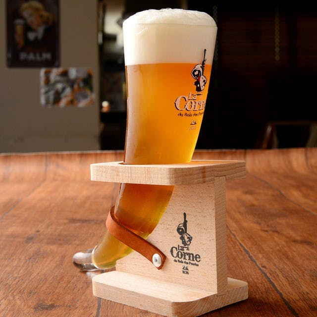 奥が深いビールの世界へようこそ