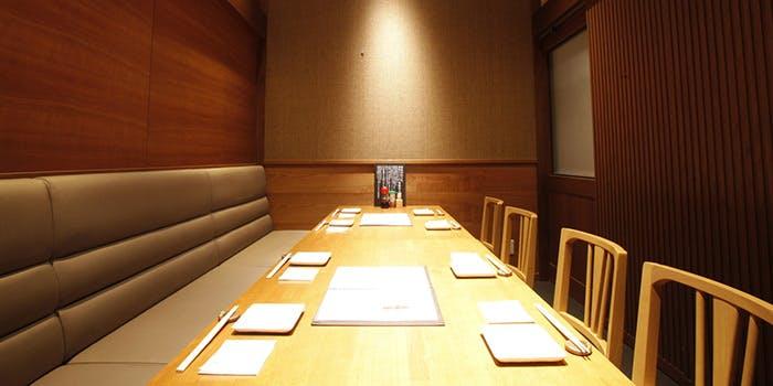 記念日におすすめのレストラン・宮崎料理 万作 渋谷ヒカリエ店の写真1