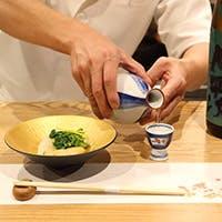 四季感じる料理に合わせたお酒、日本酒からワインまで