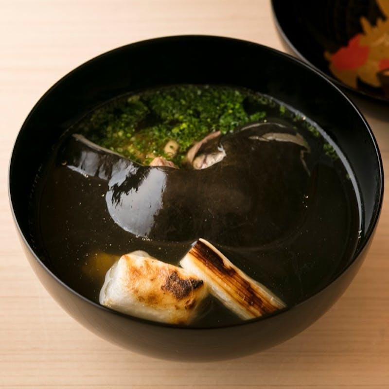 【貝・筍コース】季節の移り変わりの旬食材を中心に