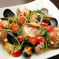 厳選した旬食材を使用した本格イタリア料理