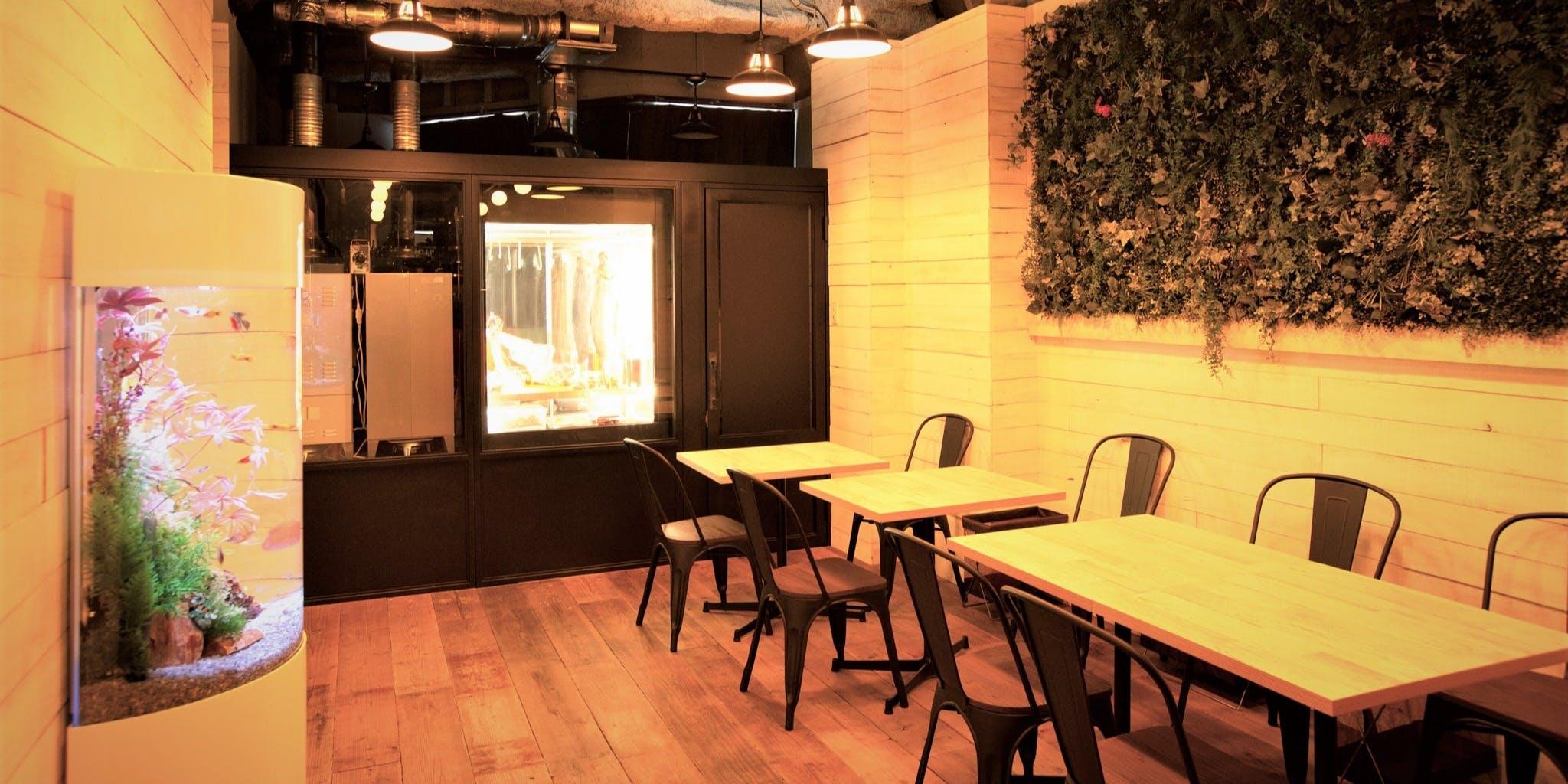 記念日におすすめのレストラン・燻製工房&ダイニングGAGAの写真2