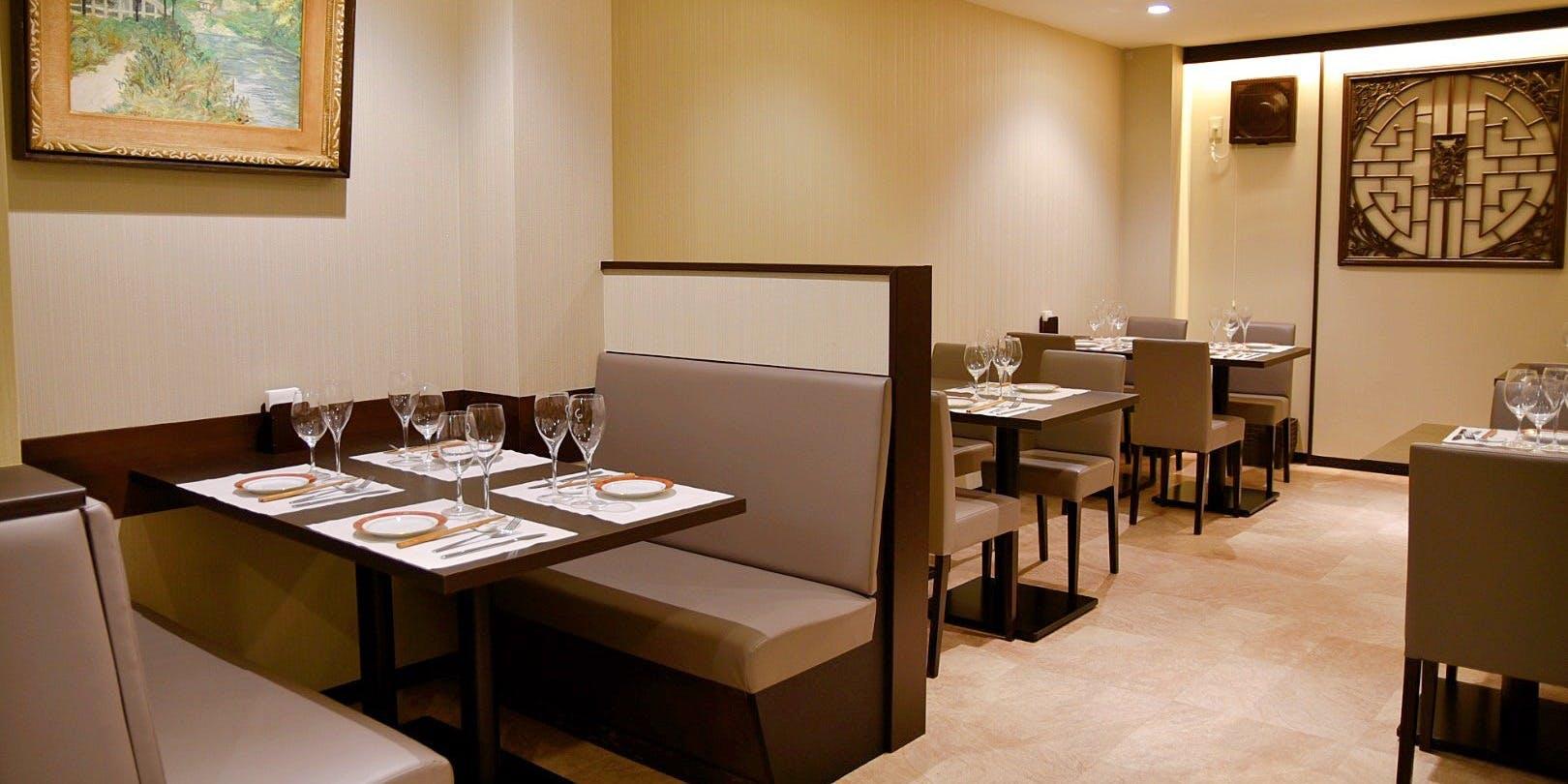 記念日におすすめのレストラン・福全徳の写真1