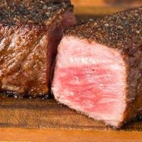 絶品の窯焼きステーキ