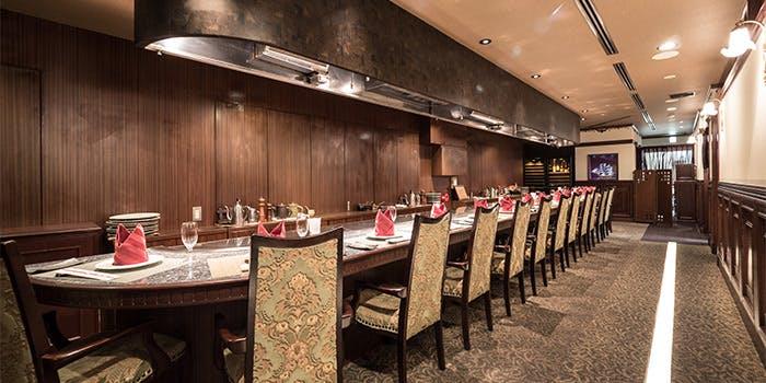 記念日におすすめのレストラン・神戸ステーキレストラン ロイヤルモーリヤの写真2