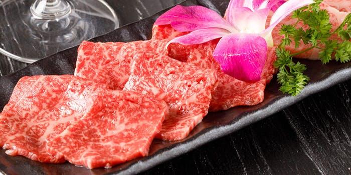 記念日におすすめのレストラン・和牛焼肉 牛WAKA丸 新橋店の写真2