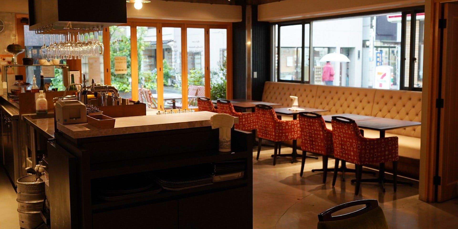 記念日におすすめのレストラン・Le Maraisの写真1