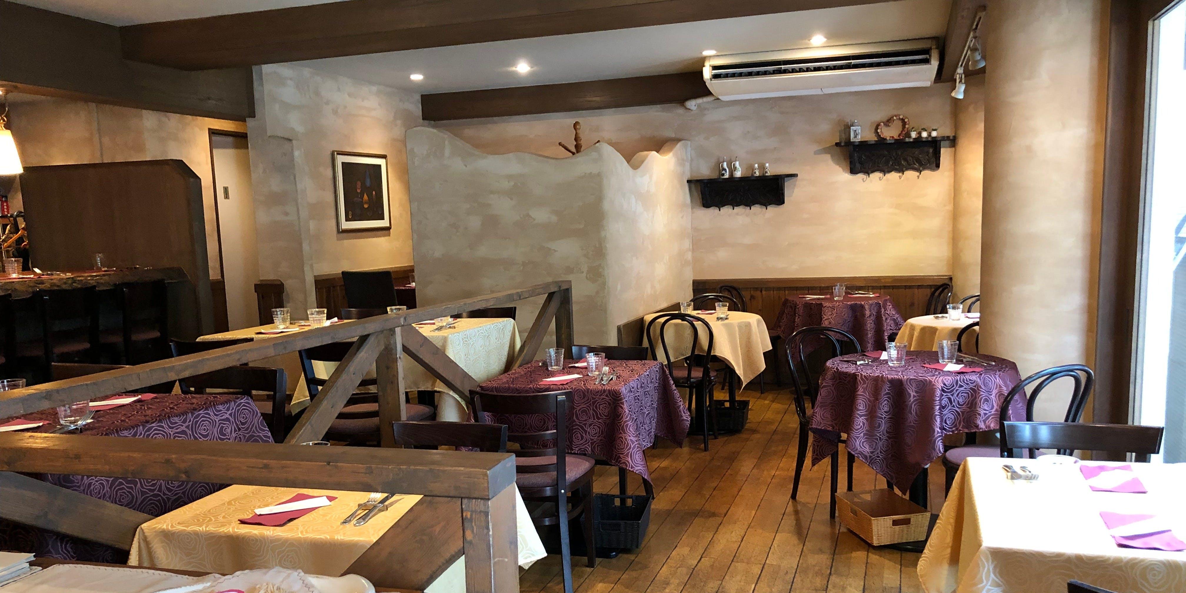 記念日におすすめのレストラン・ラ スフォリーナの写真1