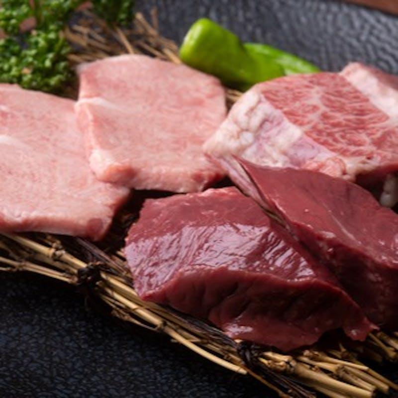 【新ITADAKIコース】シャトーブリアンや黒毛和牛を隅々まで味わえる全9品(お料理のみ)