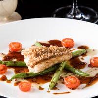 和食とフランス料理