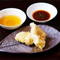 日本料理と中国料理の技を融合