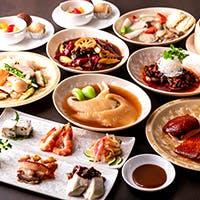 「龍泉華」の料理