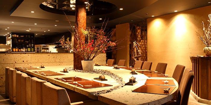 記念日におすすめのレストラン・隠れ房 南青山店の写真1