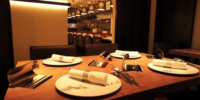 記念日におすすめのレストラン・L'appartamento di NAOKIの写真1
