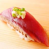 旬の食材で握る絶品本格江戸前鮨