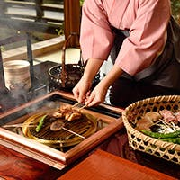 日本の四季を感じられる絶品料理