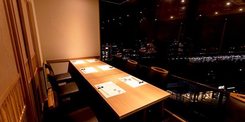 記念日におすすめのレストラン・すし尽誠の写真2