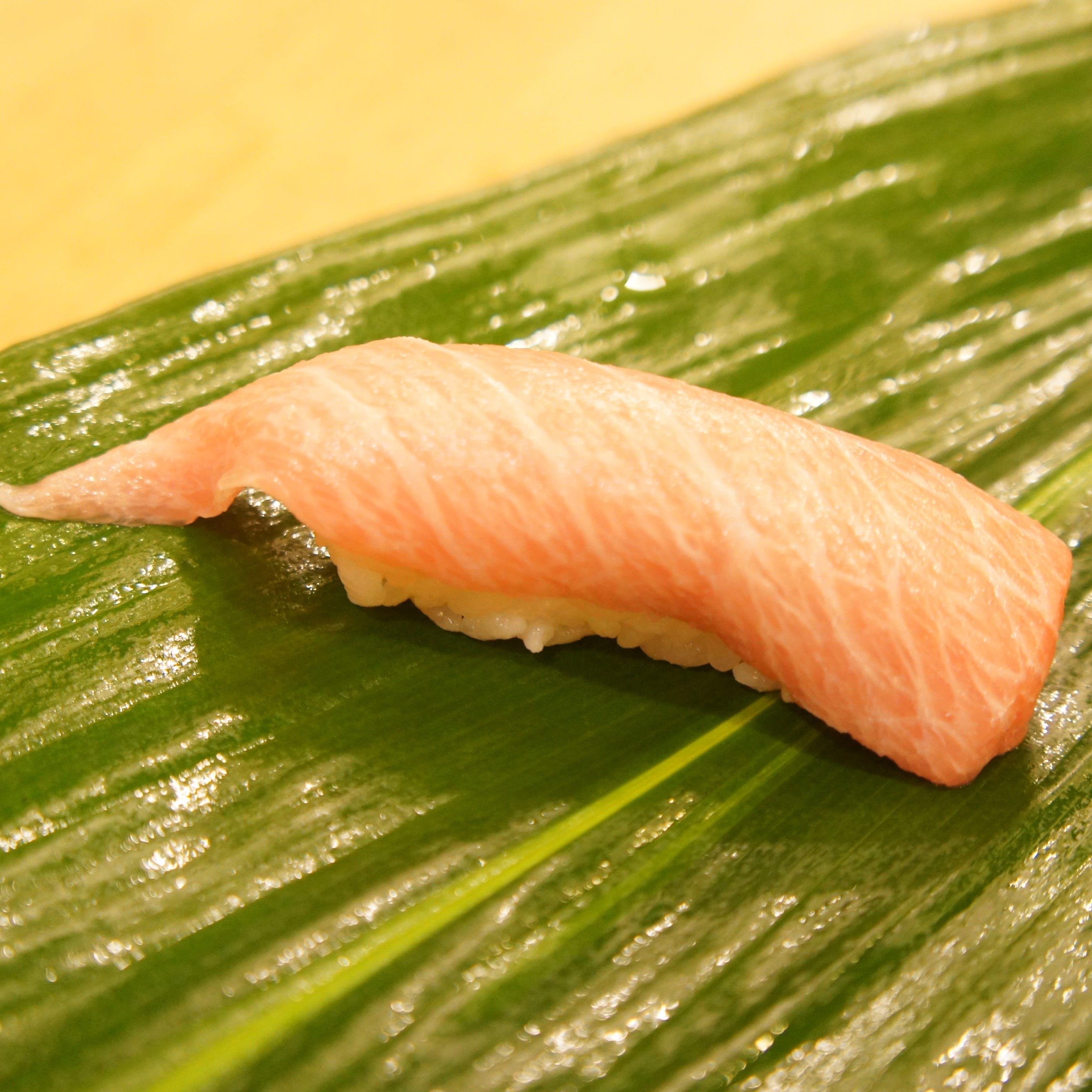 こだわりの握り寿司