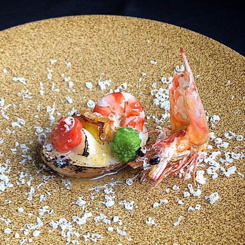 【MAKOおまかせフルコース】オードブル12種や季節のおすすめ、Wメイン、炊き込みご飯など全9品