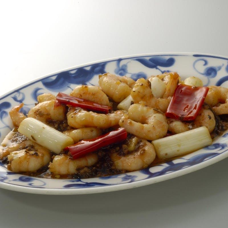 【成都コース】本場四川省のエビチリ、陳麻婆豆腐蒸し鶏など全10品+2時間飲み放題
