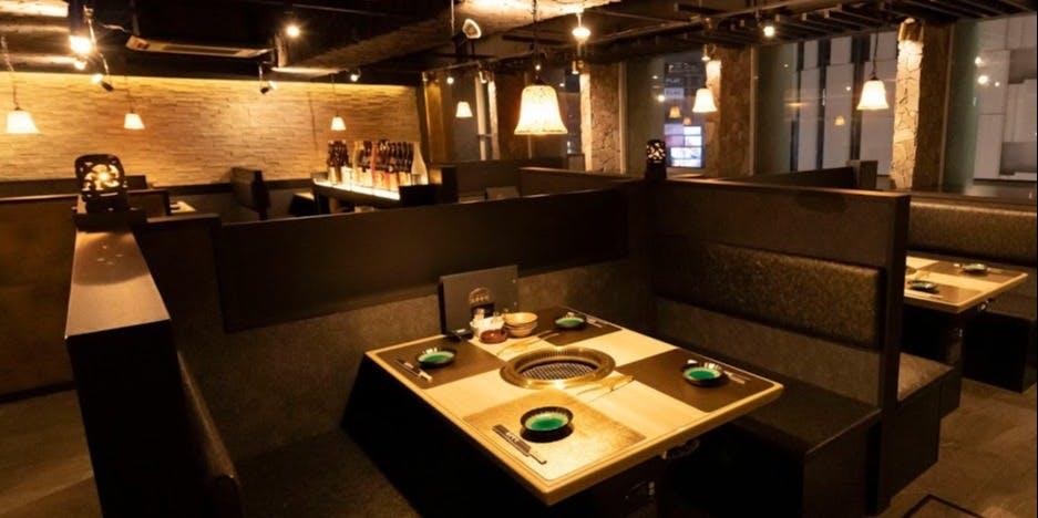 記念日におすすめのレストラン・薩摩牛旬の写真1