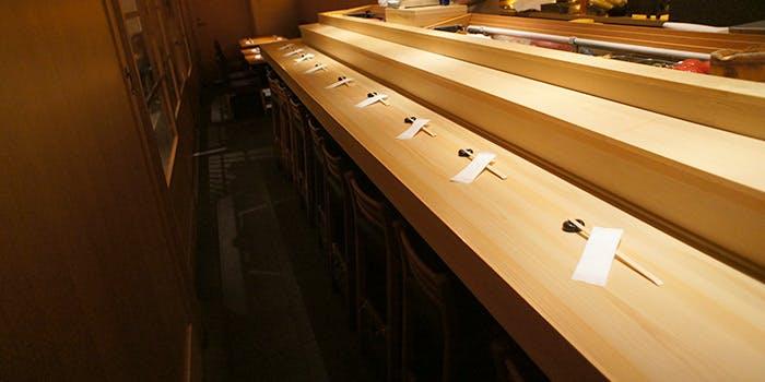 記念日におすすめのレストラン・まんてん鮨 丸の内の写真1