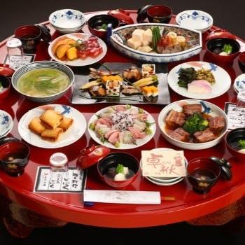 【卓袱ハタコース】季節の食材を使った和・華・蘭料理の卓袱料理を気軽に愉しむ!