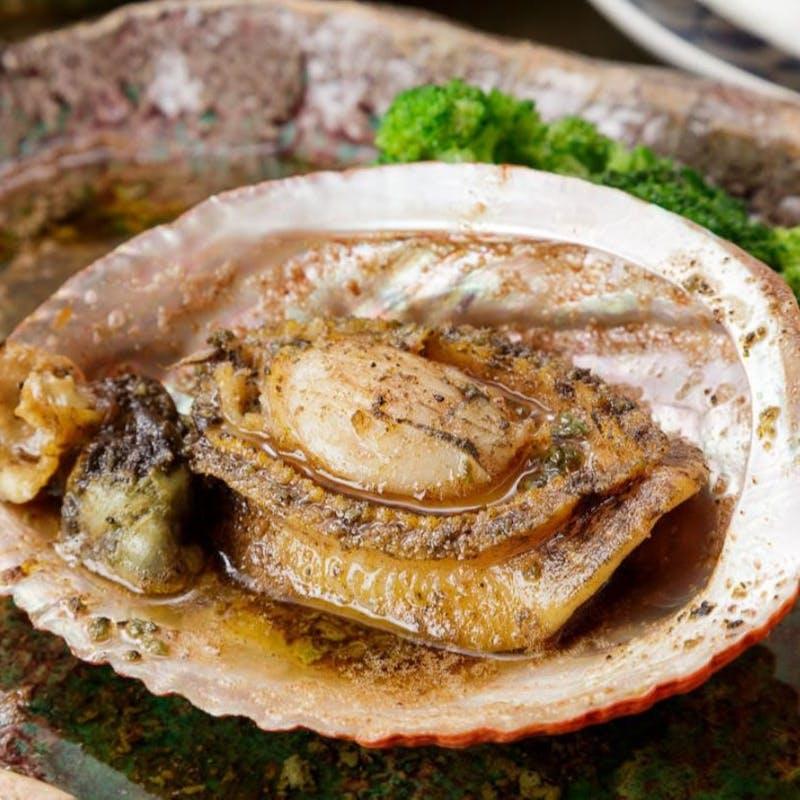 メイン4品、鯛のお造り、ふかひれスープ、デザートなど全8品(リクエスト予約・10/1~)