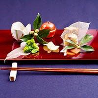 絶品の創作日本料理